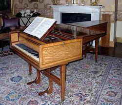 Broadwood Grand 1801