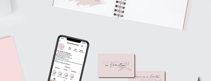 THE ULTIMATE BUSINESS BUNDLE - Design & Business Card Package
