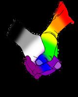 Asexual/Gay Solidarity