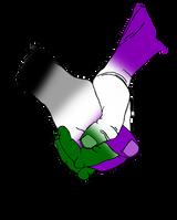 Asexual/ Genderqueer Solidarity