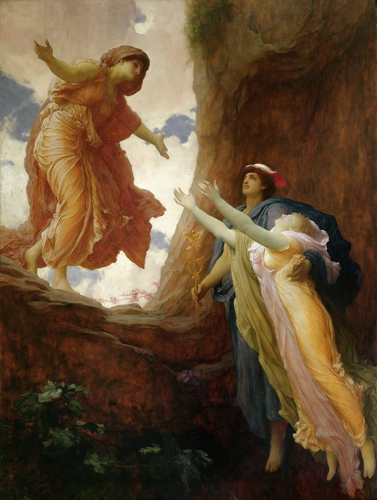 Persephone's Return