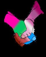 Polysexual/Lesbian Solidarity