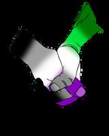 Aromantic/ Asexual Solidarity