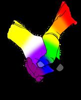 Nonbinary/Gay Solidarity