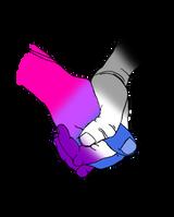 Bisexual/ Asexual Solidarity