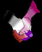 Asexual/Lesbian Solidarity