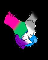 Polysexual/ Asexual Solidarity
