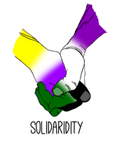 Nonbinary/Genderqueer Solidarity