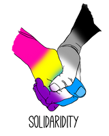 Pansexual/ Asexual Solidarity