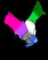 Bisexual/ Aromantic Solidarity