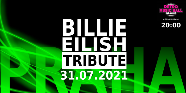 Billie Eilish Tribute в Праге