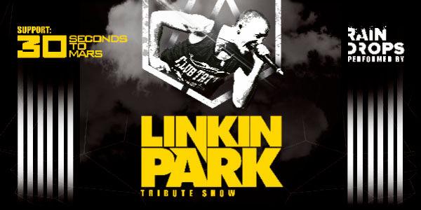 Linkin Paark Tribute Show v Braatislave - Majestic Music club
