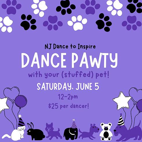 Dance Pawty