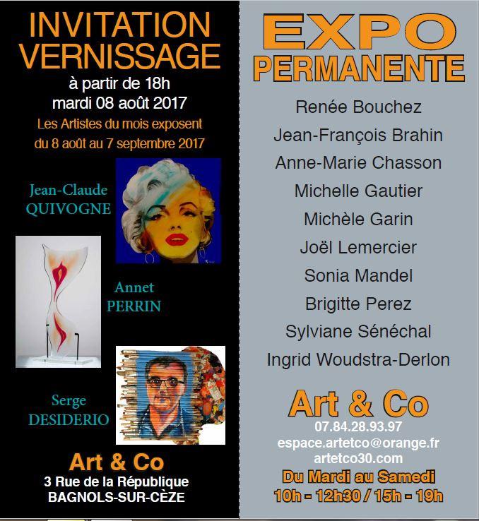 Invitation Art and Co