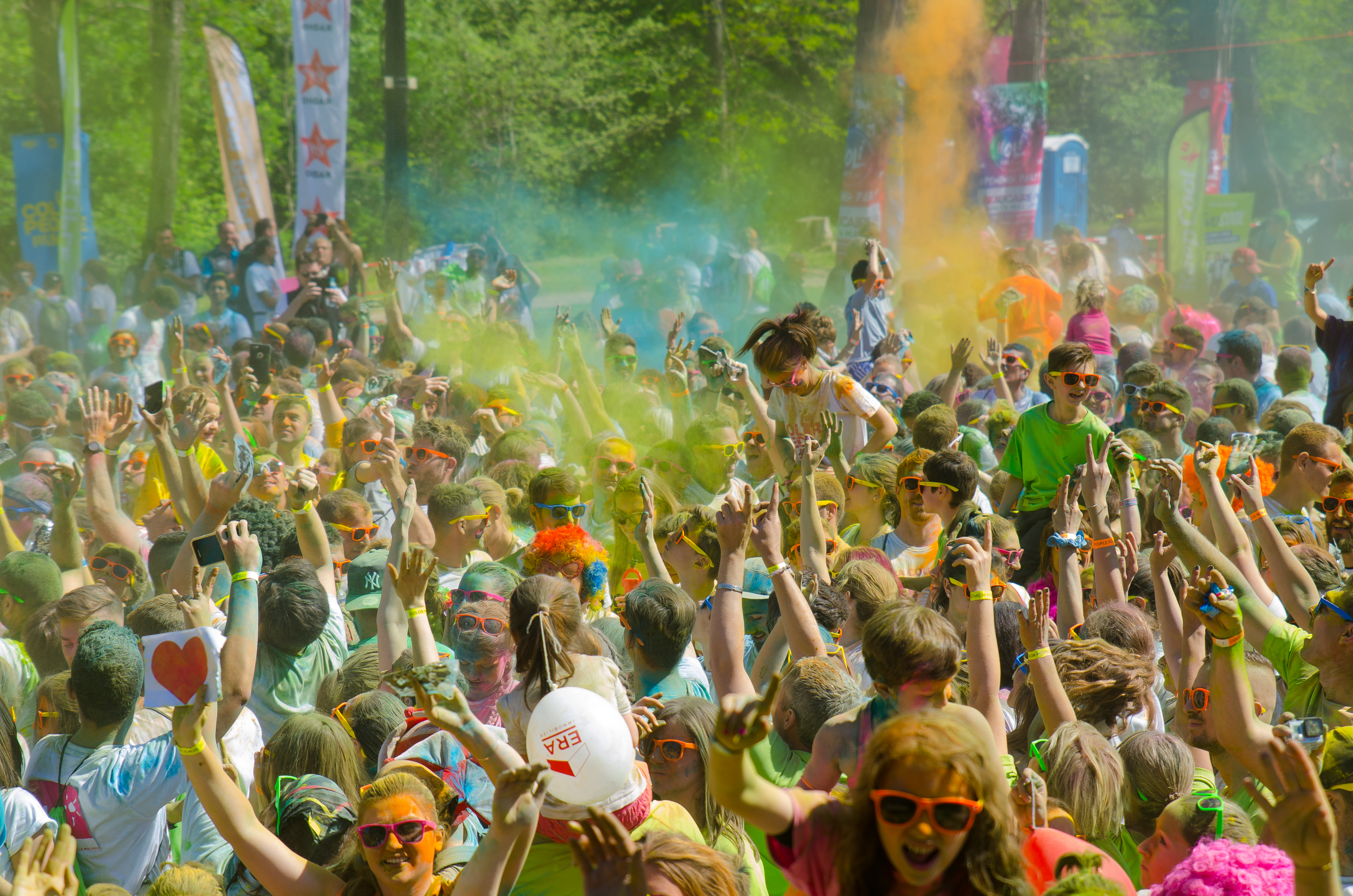 Color People Run 24