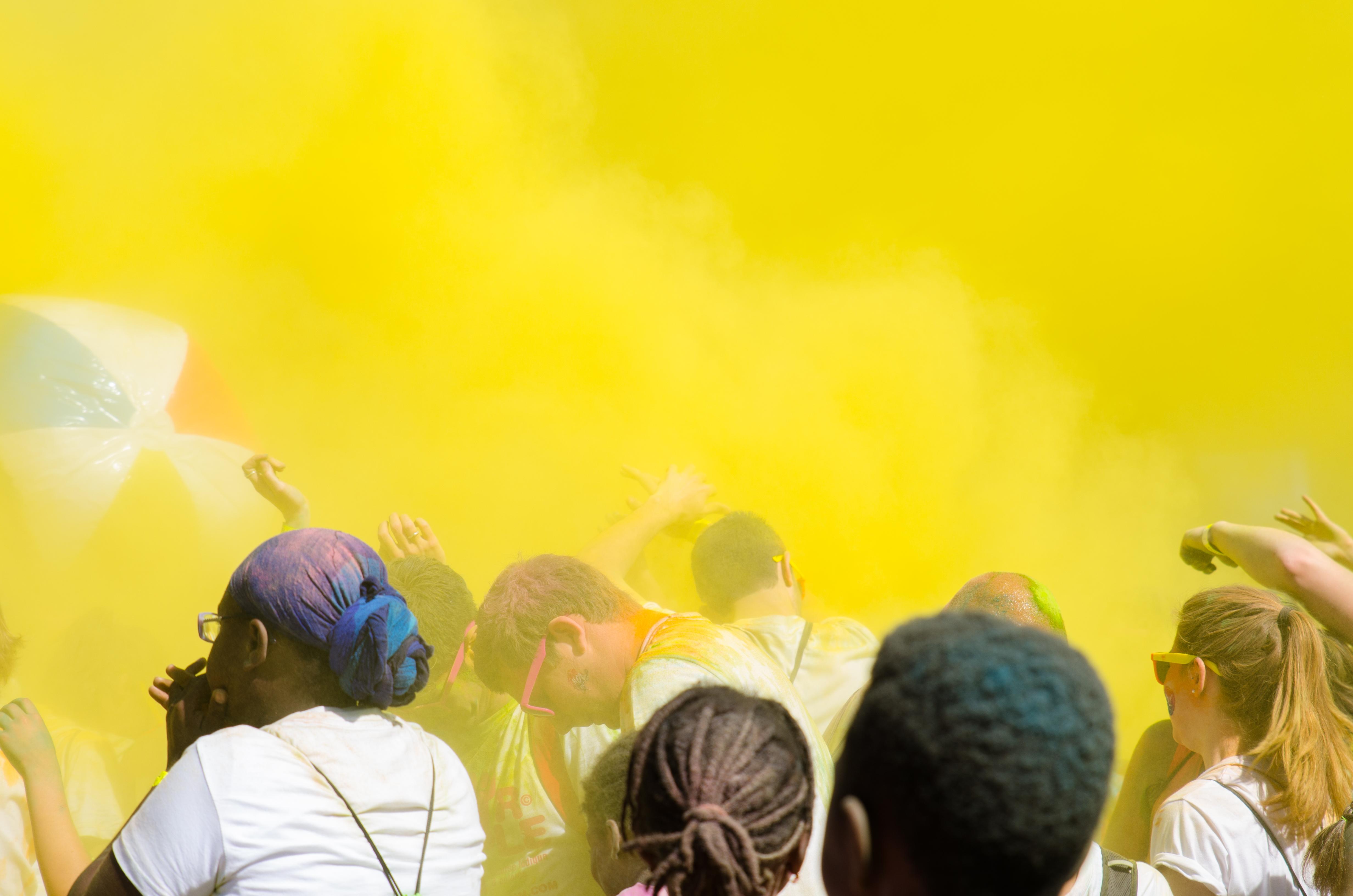 Color People Run