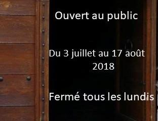 Exposition avec Yvan Loiseau et Fortuné La Tokpa au Chateau de Vissec