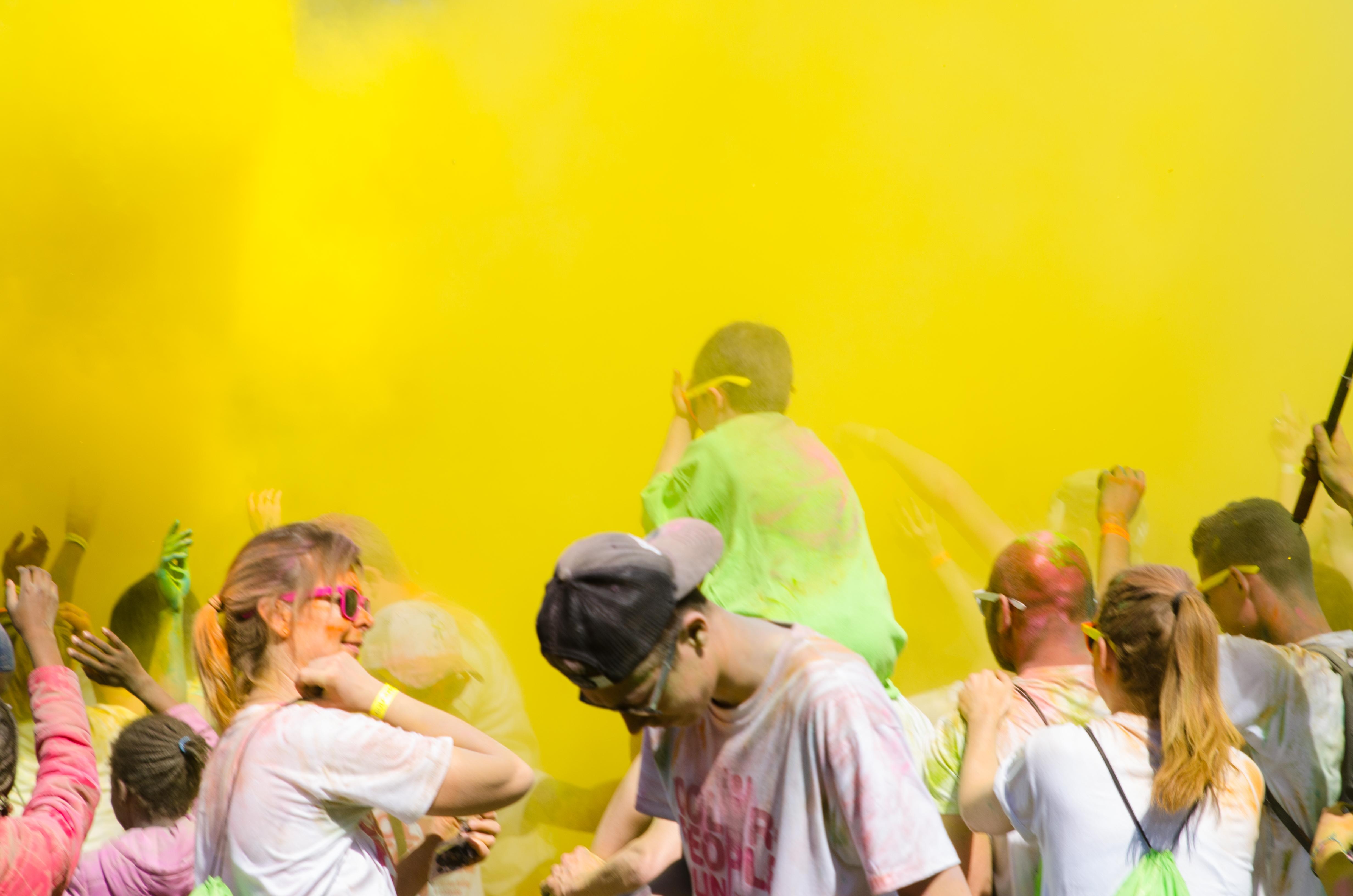 Color People Run 25