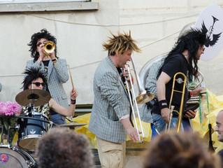 Le festival des fanfares - Montpellier