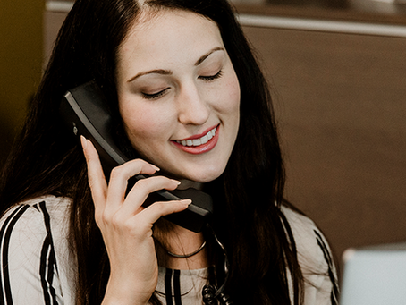 Why We Don't Give Legal Advice Over the Phone