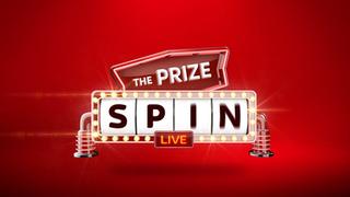 Sky Vegas - The Prize Spin 2019