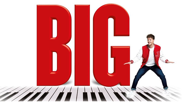 Big The Musical at The Dominion Theatre