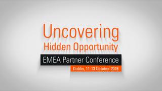 Gigamon - EMEA Partner Conference