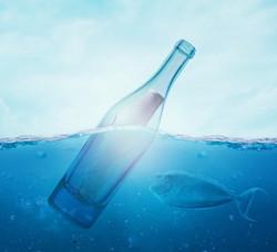fles in zee met lucht en vis_bewerkt