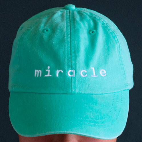 'Miracle' Manor hat