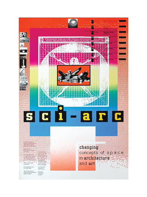 Sci-Arc, Changing Concepts of Space in Architecture and Art
