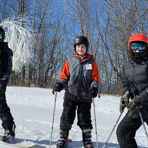 Ski Campout