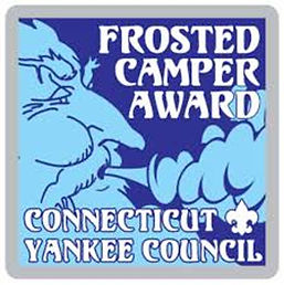 CT Yankee Council Frosted Camper Award.j