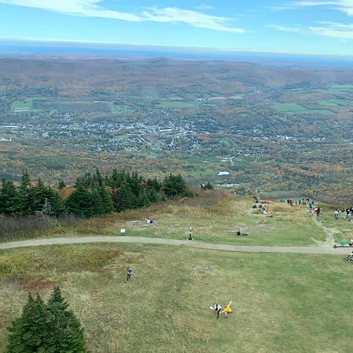 October 2019 Campout - Mt. Greylock
