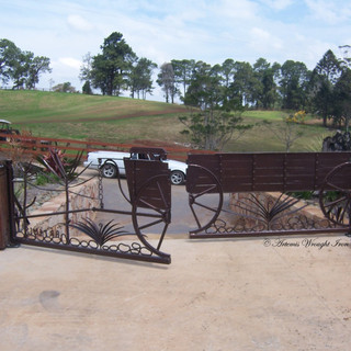 "The ""Chuck Wagon""  (opening detail.)"