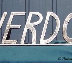 """Riverdown"" Homestead signage."
