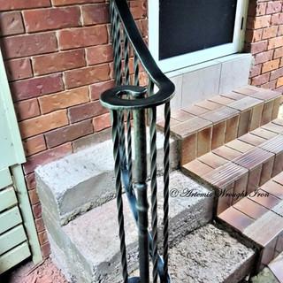 Wrought Iron Balustrades Railings  (55).