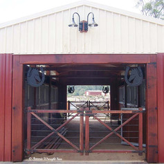 """""""Horse stable brackets"""""""