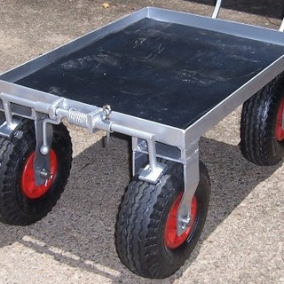 Generator trolley/kart.
