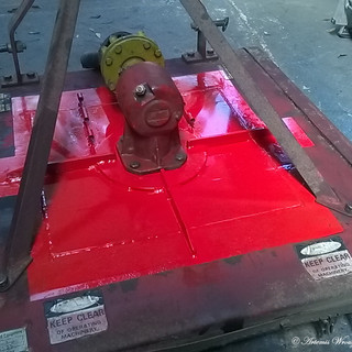 General steel fabrication and repairs (5