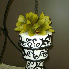 """Wedding cake stand"""