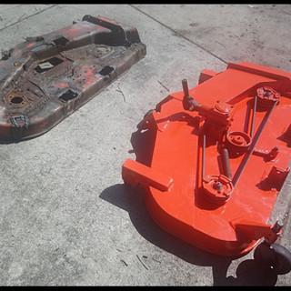 Complete slasher body rebuild including bearings