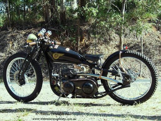 1930 indian custom bobber
