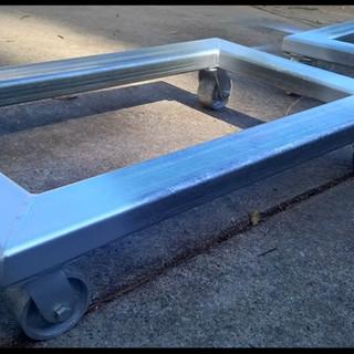 General steel fabrication and repairs (4