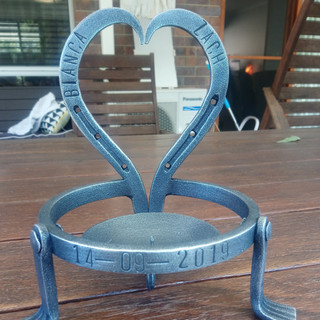 Wrought Iron Candle holders  (8).JPG