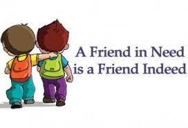 You've got a friend.....