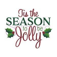'Tis the season to be jolly!