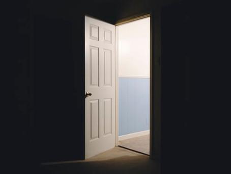 When one door closes.....?