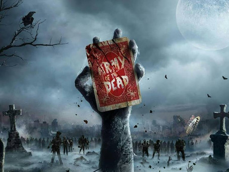 """""""Army Of The Dead"""" comes to Netflix in 2020"""