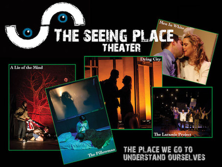 David is now an Artistic Associate with The Seeing Place Theater