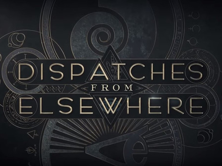 """David to appear on AMC's """"Dispatches From Elsewhere"""""""